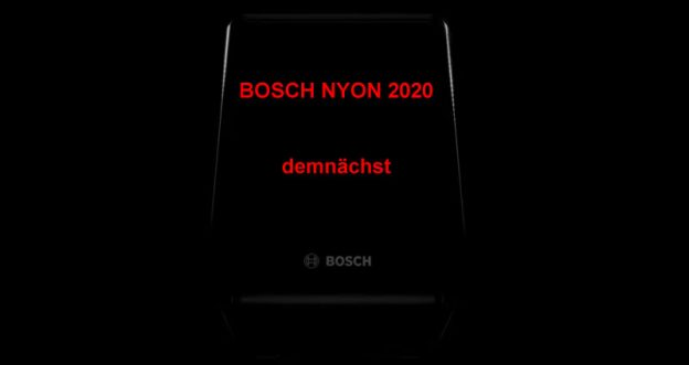 Bosch Nyon 2020