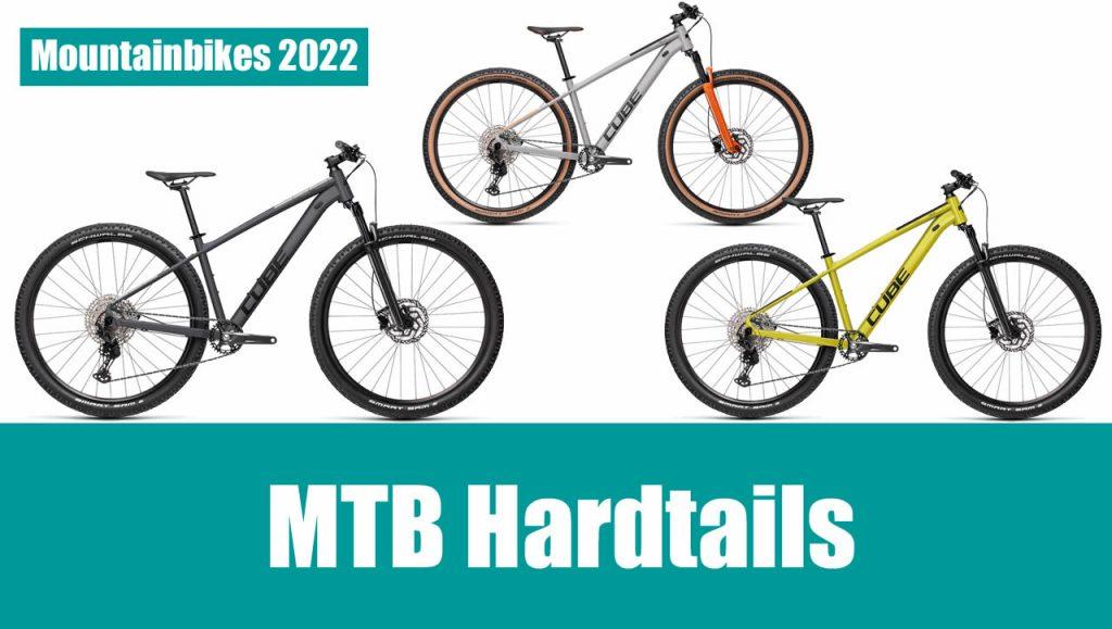 Cube MTB Hardtails