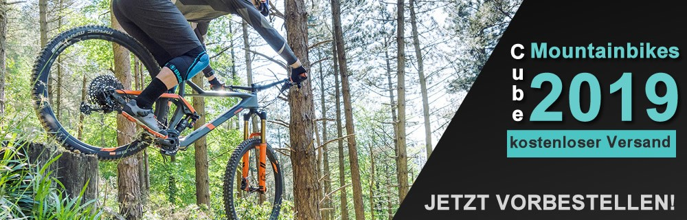 Cube Mountainbikes 2019